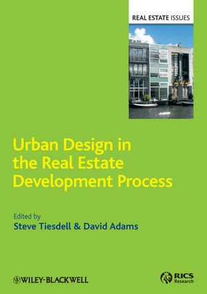 Urban Design in the Real Estate Development Process (1444341162) cover image