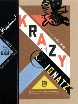 Krazy and Ignatz 1925 - 1926: There is a Heppy Land Furfur A-Waay