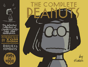 The Complete Peanuts, Volume 21: 1991 - 1992