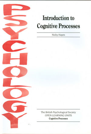 Introduction to Cognitive Processes (1854330462) cover image