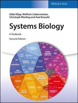 Systems Biology: A Textbook, 2nd Edition (3527336362) cover image