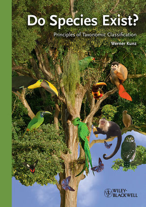 Do Species Exist?: Principles of Taxonomic Classification (3527664262) cover image