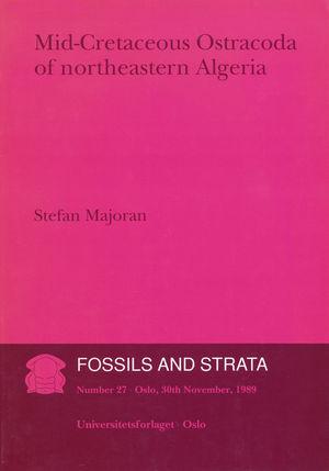 Mid-Cretaceous Ostracoda of Northeastern Algeria