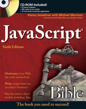 JavaScript Bible, 6th Edition