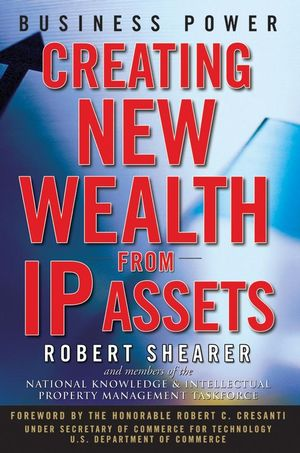 Business Power: Creating New Wealth from IP Assets (0470144963) cover image