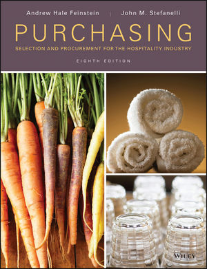 Purchasing: Selection and Procurement for the Hospitality Industry, 8th Edition