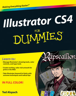 Illustrator CS4 For Dummies (0470396563) cover image