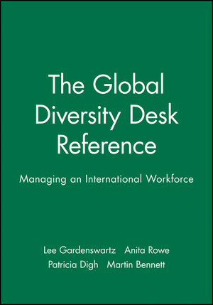 The Global Diversity Desk Reference: Managing an International Workforce  (0470571063) cover image