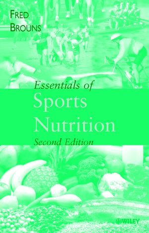 Essentials of Sports Nutrition, 2nd Edition (0470855363) cover image