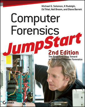 Computer Forensics JumpStart, 2nd Edition (0470931663) cover image