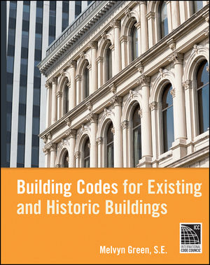 Building Codes for Existing and Historic Buildings (0470950463) cover image