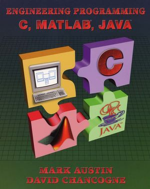 Introduction to Engineering Programming: In C, Matlab and Java (0471001163) cover image