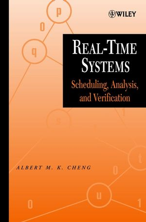 Real-Time Systems: Scheduling, Analysis, and Verification (0471184063) cover image