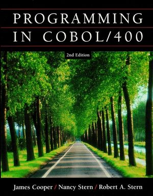 Structured COBOL Programming for the AS400, 2nd Edition (0471418463) cover image