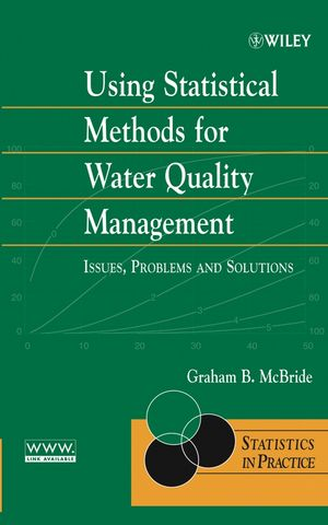 Using Statistical Methods for Water Quality Management: Issues, Problems and Solutions (0471470163) cover image