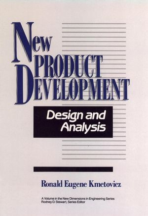 New Product Development: Design and Analysis