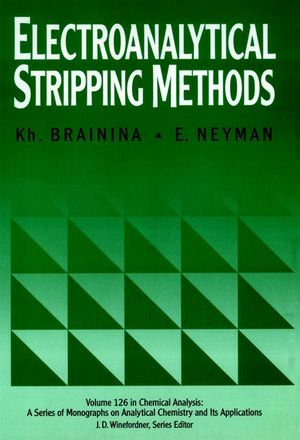 Electroanalytical Stripping Methods