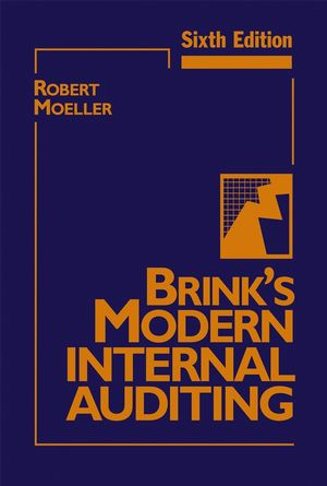 Brink's Modern Internal Auditing, 6th Edition
