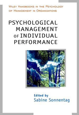 Psychological Management of Individual Performance (0471877263) cover image