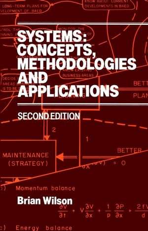 Systems: Concepts, Methodologies, and Applications, 2nd Edition (0471927163) cover image