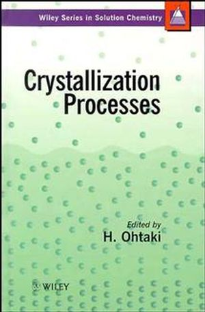 Crystallization Processes