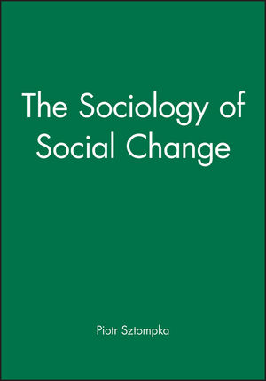 The Sociology of Social Change (0631182063) cover image
