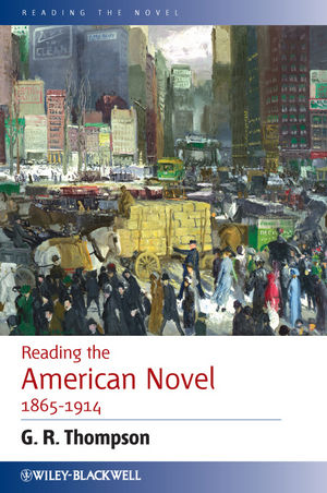 Reading the American Novel 1865-1914 (0631234063) cover image