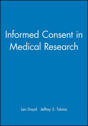 Informed Consent in Medical Research