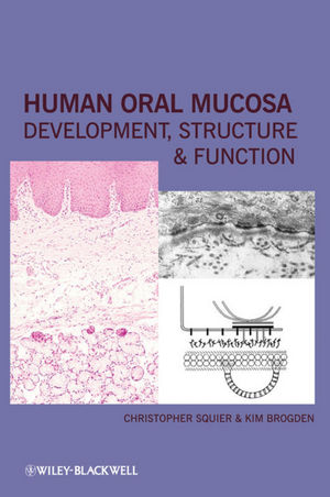 Human Oral Mucosa: Development, Structure and Function (0813814863) cover image