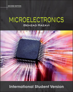 Microelectronics, 2nd Edition International Student Version (1118165063) cover image