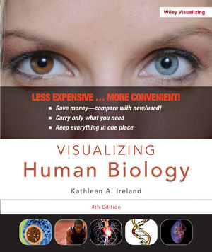 Visualizing Human Biology, 4th Edition Binder Ready Version