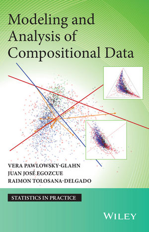 Modeling and Analysis of Compositional Data (1118443063) cover image