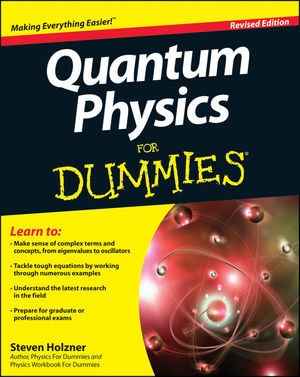 Quantum Physics For Dummies, Revised Edition (1118460863) cover image