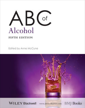 ABC of Alcohol, 5th Edition (1118543963) cover image