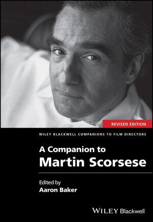A Companion to Martin Scorsese (1118588363) cover image
