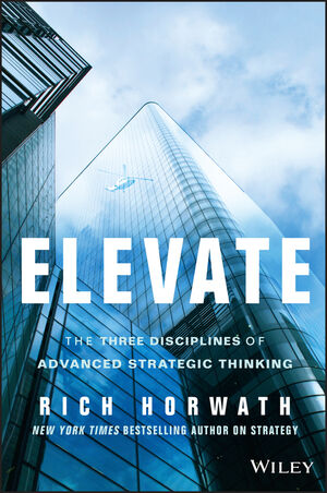 Elevate: The Three Disciplines of Advanced Strategic Thinking (1118596463) cover image