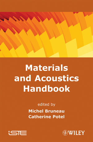 Materials and Acoustics Handbook (1118622863) cover image