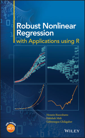 Robust Nonlinear Regression: with Applications using R (1118738063) cover image