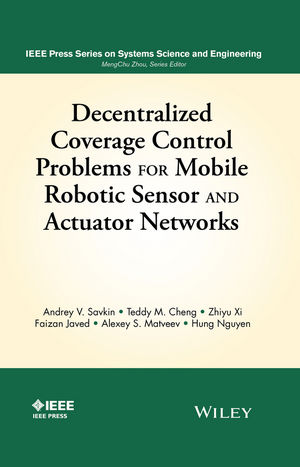 Decentralized Coverage Control Problems For Mobile Robotic Sensor and Actuator Networks (1119058163) cover image