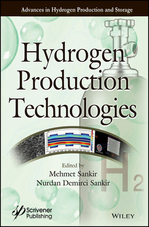 Hydrogen Production Technologies (1119283663) cover image