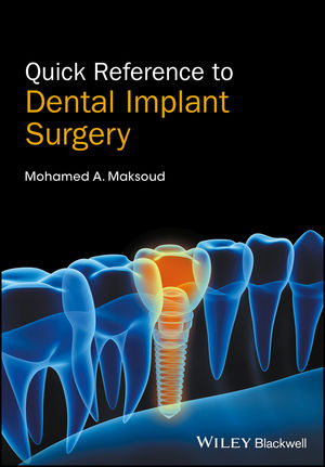 Quick Reference to Dental Implant Surgery (1119290163) cover image