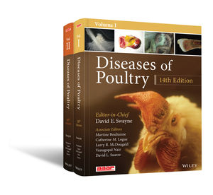 Diseases of Poultry, 14th Edition