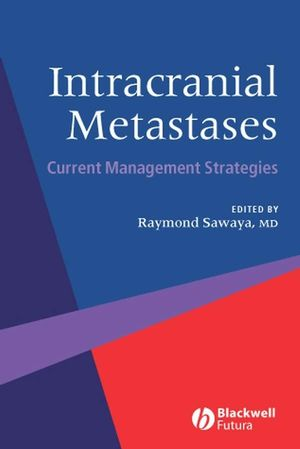 Intracranial Metastases: Current Management Strategies (1405116463) cover image