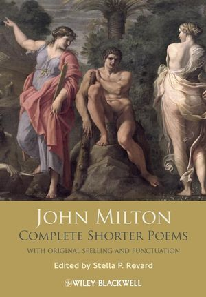 John Milton Complete Shorter Poems (1405129263) cover image