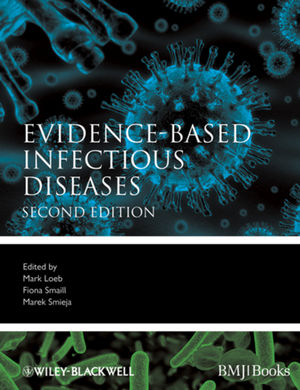 Evidence-Based Infectious Diseases, 2nd Edition (1405170263) cover image