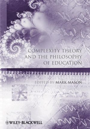 Complexity Theory and the Philosophy of Education (1444307363) cover image