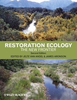 Book Cover Image for Restoration Ecology: The New Frontier, 2nd Edition