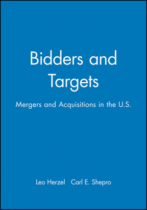 Bidders and Targets: Mergers and Acquisitions in the U.S.