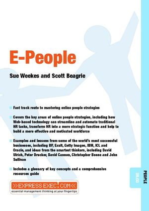 E-People: People 09.03 (1841123463) cover image