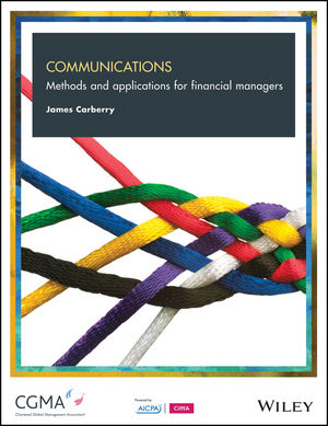 Communications: Methods and Applications for Financial Managers (1937351963) cover image